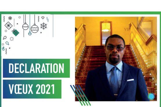 DECLARATION DES VOEUX 2021